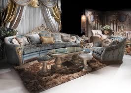 dekoriert sofa für klassische luxus wohnzimmer idfdesign