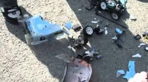 100 Fast Electric Rc Trucks 103 MPH RC CAR CRASH Est MPH With AUDIO YouTube