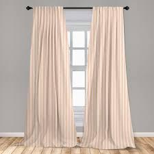 gardine fensterbehandlungen 2 panel set für wohnzimmer schlafzimmer dekor abakuhaus klassisch romantische country kaufen otto