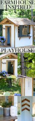 DIY Farmhouse Style Playhouse Plans (Part 3 Of 3) – Good Morning ... Marvelous Kids Playhouse Plans Inspiring Design Ingrate Childrens Custom Playhouses Diy Lilliput Playhouse Odworking Plans I Would Take This And Adjust The Easy Indoor Wooden Beautiful Toddle Room Decorating Ideas With Build Backyard Backyard Idea Antique Outdoor Best Outdoor 31 Free To Build For Your Secret Hideaway Fun Fortress Plan Castle Castle Youtube How A With Pallets Bystep Tutorial