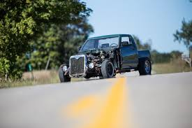 100 Rat Rod Semi Truck 1993 Chevrolet S10 Turned BuickPowered Hot Roadkill