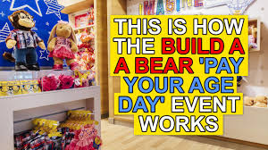 Build A Bear Launch