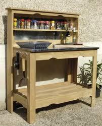 meuble cuisine exterieure bois meuble cuisine exterieure bois