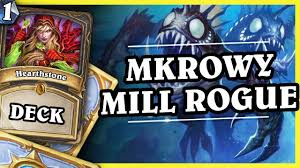 Hunter Hearthstone Deck Kft by Mkrowy Mill Rogue 1 2 Hearthstone Deck Std Kotft Youtube