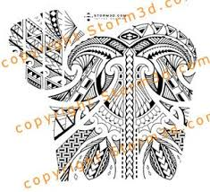 Shoulder Chest Tattoos Tribal Maori Images Designer