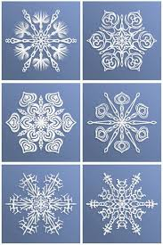 Look An App That Makes Paper Snowflakes