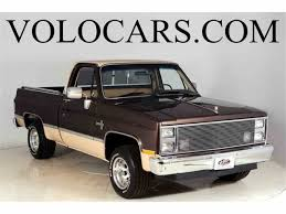 1984 Chevrolet Silverado For Sale | ClassicCars.com | CC-993161 My 1984 White Chevrolet Stepside Youtube Chevy Silverado 62 Diesel Truck Interior Shareofferco K30 The Toy Shed Trucks Big Red C10 T01 Chevrolet C1500 Show Truck 40k In Store 500 Hp No C30 Camper Special Tow 53l Swapped 84 Pickup Stolen In Alabama Lsx Magazine Vintage Searcy Ar K10 4x4 Frame Off Restored 355ci Ac For Sale Chevy Short Bed 1 Ton 4x4 Lifted Lift Gmc Monster Truck Mud Rock