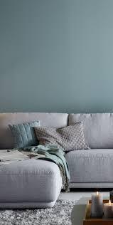 kissen grau blau wohnzimmer inspiration pillow ideas cosy