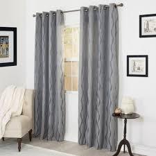 Tahari Home Curtain Panels by Mainstays Hanging Medallion Panel Pair Walmart Com