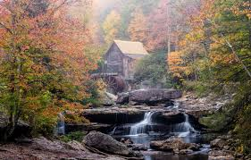 100 Water Fall House Wallpaper Forest Mountains Photo Waterfall House Images