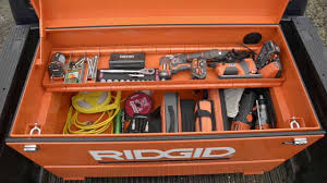 Tool Storage: Job Site Tool Storage