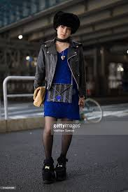 Niv Shiomi Attends The Tokyo New Age Show During Fashion Week On March 18