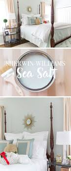 Pale Neutral Wall Colors Like Sherwin Williams Sea Salt Make A Space Feel Fresh Calm And Modern When Selling Your Home Avoid Paint With Yellow