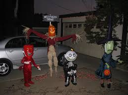 Halloween Town Characters 2015 by Halloween Town Scarecrow U2013 The Nightmare Before Halloween