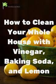 Bathtub Drain Clog Baking Soda Vinegar by Best 25 Baking Soda Ideas On Pinterest Baking Soda For