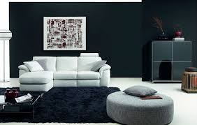 Black And Red Living Room Decorating Ideas by Amazing Black Living Room Design U2013 Modern Black And White Living