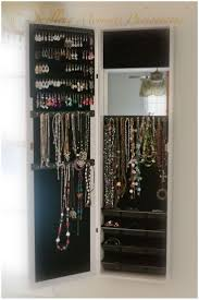 60 Best Jewelry Armoire Images On Pinterest | Jewelry Armoire ... Wall Mount Jewelry Armoire Kohls Home Decators Collection Oxford Storage Behind Door Storage Cabinet With Full Length Mirror Awesome Of Plaza Astoria Over The Cool Acme Fniture Otis Plus Mirrotek Caymancode Amazoncom Mounted Haing Closet Best 25 Jewelry Armoire Ideas On Pinterest Interior Door Faedaworkscom Ideas Songmics Lockable With Frameless Mirror Large Bathroom Belham Living Looking Window Hayneedle Modern Solid Oak Shaker Cheval Cc White