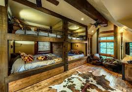 Rustic Master Bedroom Type