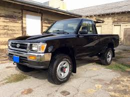 Toyota 4x4 Single Cab Short Bed Pickup Truck Pre Tacoma In Pristine ... 2017 Toyota Tundra Sr5 57l V8 4x4 Double Cab Long Bed 8 Ft Box 10 Best Used Diesel Trucks And Cars Power Magazine 1990 Tacoma Xtra Sr5 Pickup Truck Rebuilt Engine Twelve Every Guy Needs To Own In Their Lifetime Cars Costa Rica 1981 Truck Pickup Exceptonal New Enginetransmission Heres What It Cost Make A Cheap As Reliable For Sale 2009 Toyota Tacoma Trd Sport 1 Owner Stk P5969a Www The Lweight Ptop Camper Revolution Gearjunkie 2014 For Sale Ccinnati Oh Hilux Comes To Ussort Of Trend