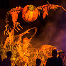 Californias Great America Halloween Haunt 2017 by Halloween Events