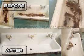 bathtub reglazing gallery images