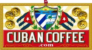 CC Cuban Coffee Logo T Shirt