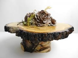 8 9 Tree Cake StandRustic Wood Stand Display Birch WoodRustic Centerpiece Treats Rustic Wedding Seasonal