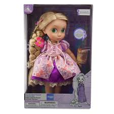 Rapunzel Classic Doll With Pascal Figure 11 12 ShopDisney