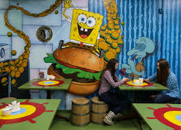 There's A New Real-life Version Of The Cafe From Spongebob ...