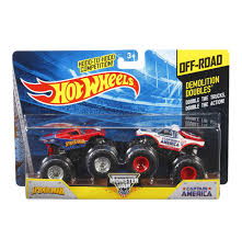 HOT WHEELS 2 Pack Monster Jam Truck - Lowest Prices & Specials ... Monster Jam Grave Digger 24volt Battery Powered Rideon Walmartcom Amazoncom Hot Wheels 2017 Release 310 Team Flag Truck Toys Buy Online From Fishpdconz Us Wltoys A979b 24g 118 Scale 4wd 70kmh High Speed Electric Rtr Big 110 Model 4ch Rc Tri Band Wheels Shark Diecast Vehicle 124 Sound Smashers Bestchoiceproducts Best Choice Products Kids Offroad Shop Cars Trucks Race Wltoys 12402 112th Scale 24ghz Games Megalodon Decal Pack Stickers Decalcomania Zombie Radio Rc Remote Control Car Boys Xmas