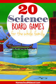 Introduce New Ideas Using These Top 20 Science Board Games