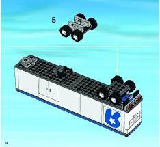 100 Lego Toysrus Truck LEGO Toys R Us City Instructions 7848 City