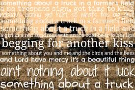 Country Lyric Quotes Tumblr