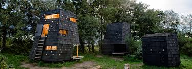 100 House In Nature Experience Wood In Wooden Cabins On Denmarks Coasts