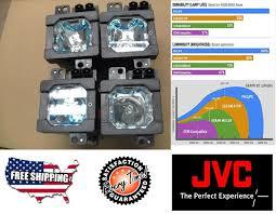 jvc replacement tv l ts cl110uaa ts cl110u bulb with housing ebay