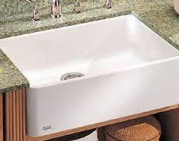 Farmhouse Style Sink by Basic Kitchen Sink Types