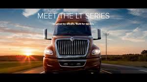 100 International Semi Truck The NEW 2018 LT Series YouTube