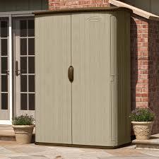Suncast Outdoor Storage Cabinets With Doors by Decorating Alpine Sheds Suncast Patio Storage Suncast Sheds