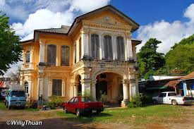 Images Mansions Houses by 18 Amazing Sino Portuguese Mansions In Phuket Town Phuket 101