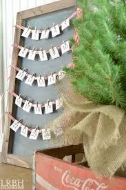 Christmas Tree Shop Brick Nj by Simple Chalkboard Advent Calendar Little Red Brick House