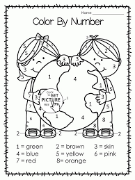 Earth Day Coloring Pages Gallery For Website