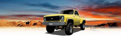 100 1972 Chevy Truck 4x4 Lift Kits Tuff Country EZRide
