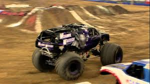 Monster Jam - Mohawk Warrior Freestyle From Arnhem - Sept 2012 - YouTube