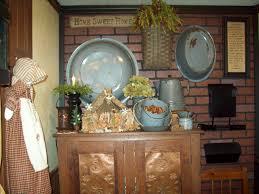 Primitive Kitchen Decorating Ideas by A Primitive Homestead November 2010