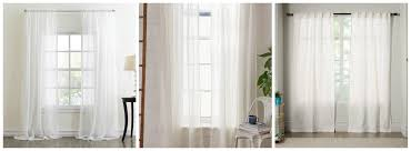 Kohls Sheer Curtain Panels by 15 Places You Wouldn U0027t Think To Buy Curtains Modernize