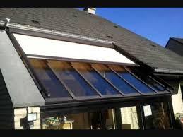 store harol vz pour toiture toit de véranda