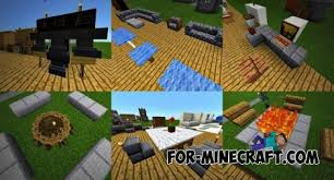Lovely Minecraft Pe Furniture Ideas 29 For home design ideas