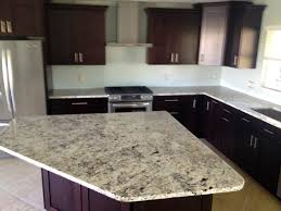 Elegant White Galaxy Granite For Your Bathroom And Kitchen Countertop Design Modern With Mocha