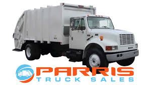 Used Garbage Trucks For Sale - Call: 330-773-9300 - YouTube