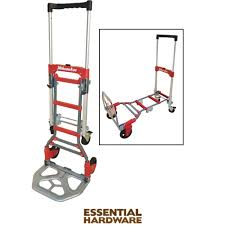 Milwaukee 2-In-1 Hand Truck | Gleason Industrial Prod. | Essential ... Convertible Hand Trucks Northern Tool Equipment Where To Buy Best Image Truck Kusaboshicom Milwaukee Msl2000 Folding Mitre Saw Stand 165 Lbs Capacity Alinum Dolly Cart Portable Red Shop 300lb Steel At 10 With Reviews 2017 Research At Lowes R Us 4in1 With Noseplate Irton 150lb 600 Lbs Heavy Duty Modern Winco 2 Wheel Kit 16199 026 2wheel Duluthhomeloan Alinum Hand Truck Tools Compare Prices Nextag